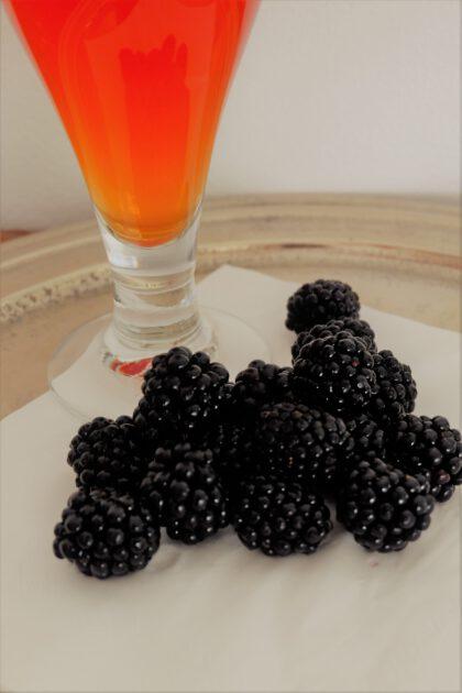 Brombeer-Bier